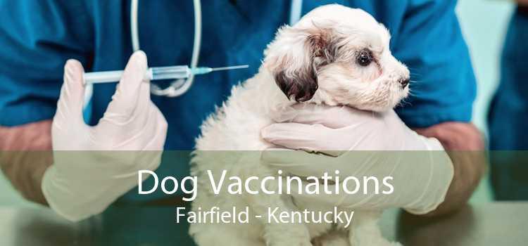 Dog Vaccinations Fairfield - Kentucky