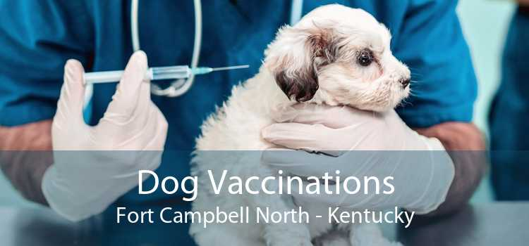 Dog Vaccinations Fort Campbell North - Kentucky