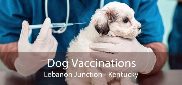 Dog Vaccinations Lebanon Junction - Kentucky