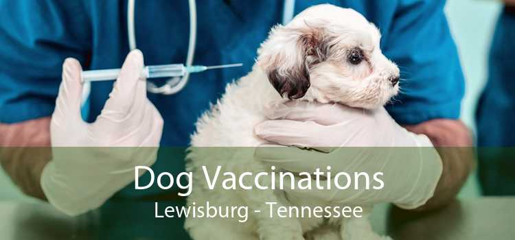 Dog Vaccinations Lewisburg - Tennessee