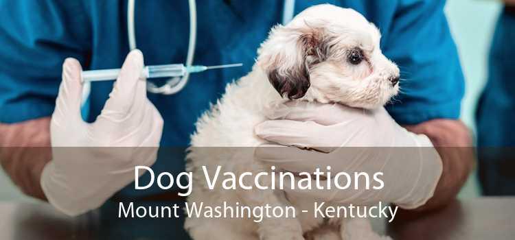 Dog Vaccinations Mount Washington - Kentucky