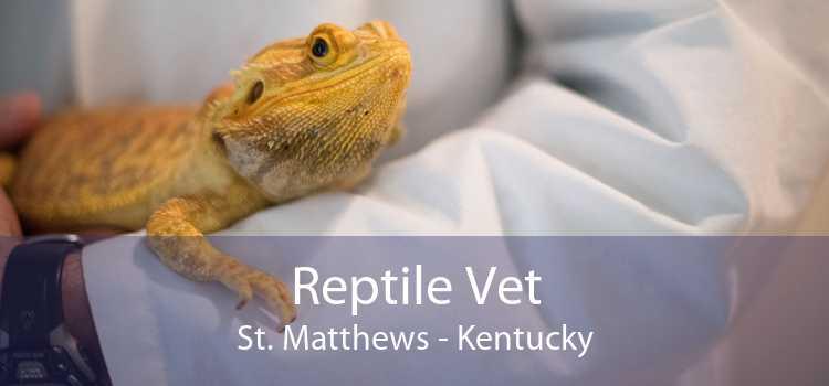 Reptile Vet St. Matthews - Kentucky